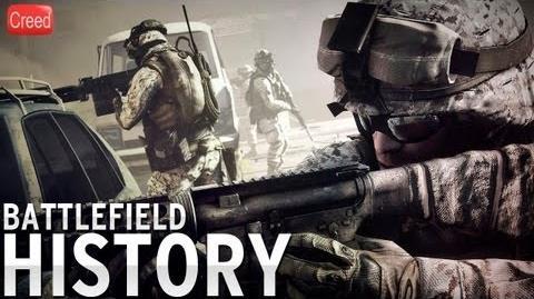 History of - Battlefield (2002-2013)