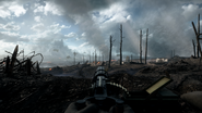 BF1 Maxim MG Pintle First Person