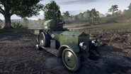 BF1 RNAS Armored Car Front