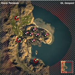 Maps of Battlefield 2