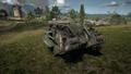 BF1 Mark V Landship Hunter Front