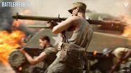 BF5 M1A1 Bazooka Promotional