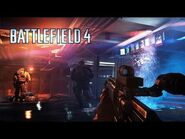 """Battlefield 4- Official """"Angry Sea"""" Single Player Gameplay Video"""