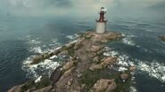 Heligoland Bight Lighthouse 01