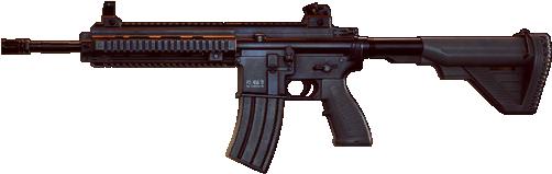 M416/Hardline