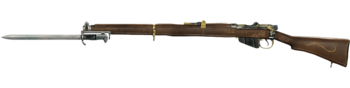 Lawrence of Arabia's SMLE