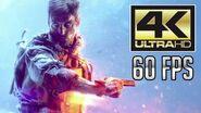 "ᴴᴰ Battlefield V PC - ""Tirailleur"" 【4K 60FPS】 【NO HUD】【MAX SETTINGS】"