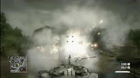 Battlefield Bad Company Developer Diary - Destruction