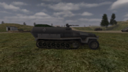 Hanomag right side view BF1942