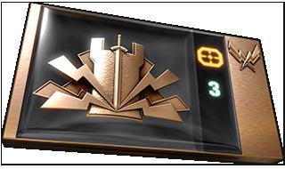 Battlefield 2142 Badges