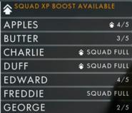 BF1 XP Boost 2
