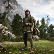 Battlefield 1 Kingdom of Italy Assault Squad