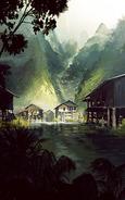 Battlefield 4 Jungle Map Concept