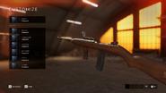 Battlefield V M2 Carbine Customization