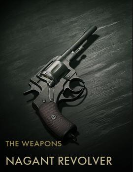 Nagant Revolver Codex Entry.png