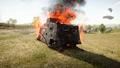 BF1 A7V Destroyed Front
