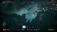 BFV Narvik Karte Große Operationen Tag 1