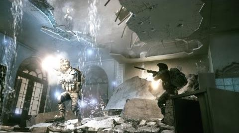 Battlefield 3 Close Quarters Donya Fortress Gameplay Trailer-0