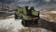 BF1 Assault Truck Reconnaissance Back