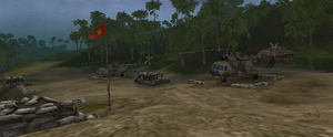 BFV OPERATION HASTINGS NVA BASE
