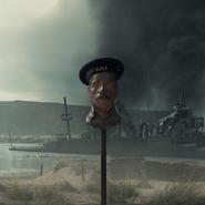 Battlefield 1 Royal Marines Sniper Decoy