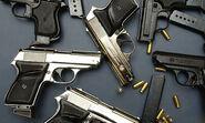 Halfautomatische wapens