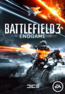 Battlefield 3 Decydujące Starcie (okładka)