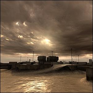 Sidi Power Plant