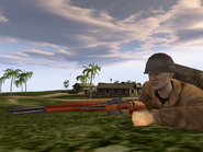 BF1942 Type 5 Japanese soldier