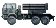 BF3 BM-23 ICON