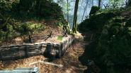 Argonne Forest Howitzer Bunker 06