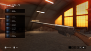 Battlefield V Model 8 Customization