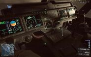UH-1Y Venom Cockpit