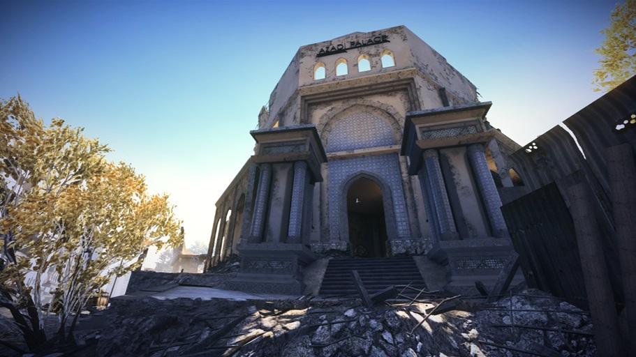 Azadi Palace