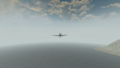BF1942.Bf109 third person front