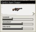 BFH Charlie's Super Chopper Stats
