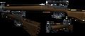 BFH Royal Sniper Rifle Render