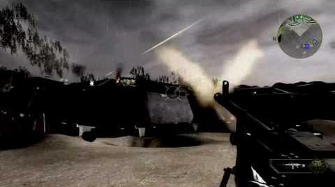 Battlefield 2 Modern Combat - Beach Party