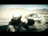 Battlefield 3- Thunder Run Tank Gameplay Trailer (E3)