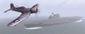 BF1942 CORSAIR AND ENTERPRISE