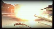 BF3 AP Shell Fire