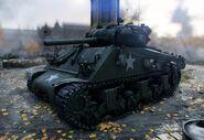 M4 Sherman 2 BFV