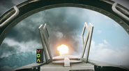 BF3 Hornet 20mm Cannon Fire