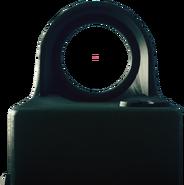 Battlefield 3 Red Dot Sight Render
