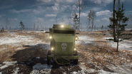 BF1 Assault Truck Face