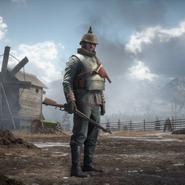 Battlefield 1 Austro-Hungarian Empire Cavalry Squad