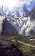 Battlefield 4 Mountain Map Concept
