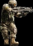 Assault Render US BC2