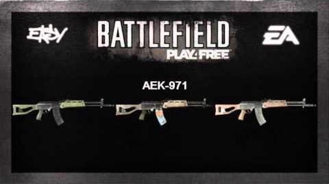 Battlefield Play4Free - Assault Rifle Sounds