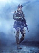 Battlefield V Firestorm Ranger Concept